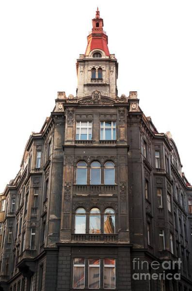 Photograph - Prague Red Top by John Rizzuto