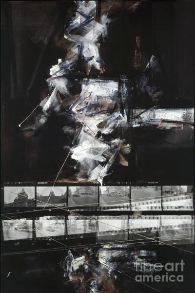 Painting - Prague Souvenir IIi by Ritchard Rodriguez