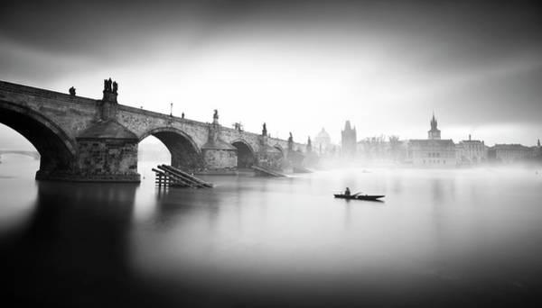 Charles Bridge Photograph - ...praha Xxiii... by Roblfc1892 Roberto Pavic
