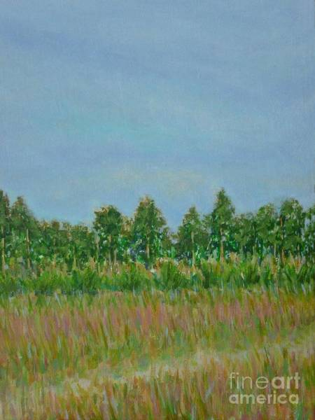 Painting - Prairie Morning Light by Gail Kent