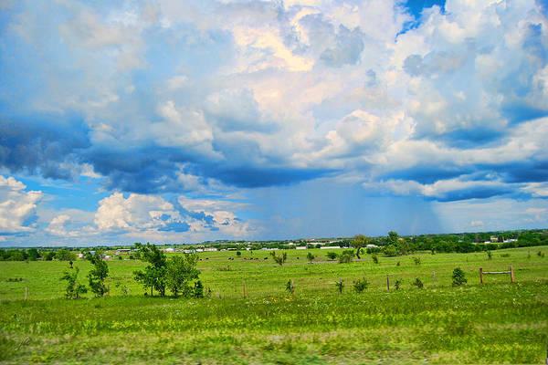 Photograph - Prairie Storm by Paulette B Wright