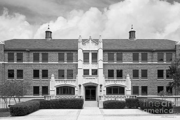Photograph - Prairie View A And M Anderson Hall by University Icons
