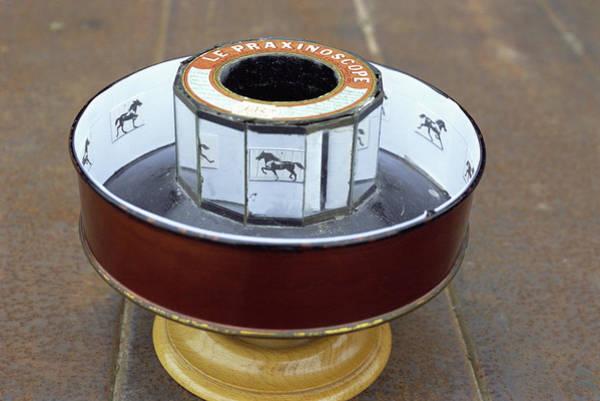 Cinematography Photograph - Praxinoscope by Adam Hart-davis/science Photo Library