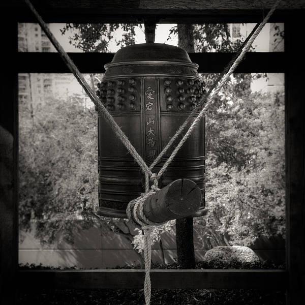 Photograph - Prayer Bell by Darryl Dalton