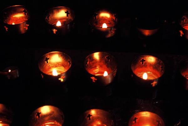 Photograph - Prayer Candles II by Matt Swinden