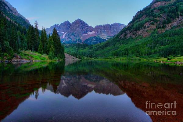 Photograph - Pre Dawn At The Bells by Adam Jewell