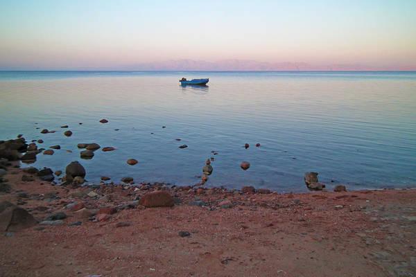 Photograph - Pre-dawn On The Sinai by David Davies