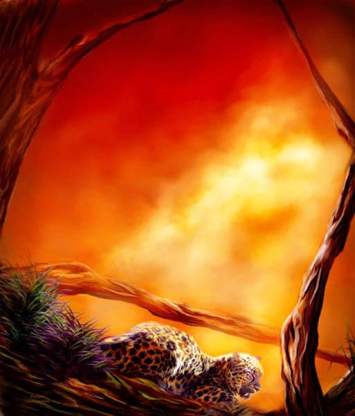 Mixed Media - Predator by Carol Cavalaris