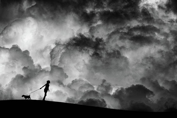 Mood Wall Art - Photograph - Prelude To The Dream by Hengki Lee