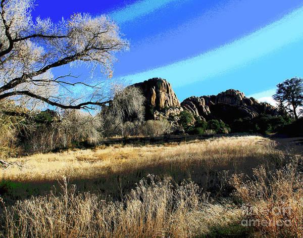 Photograph - Prescott Hues by Larry Oskin