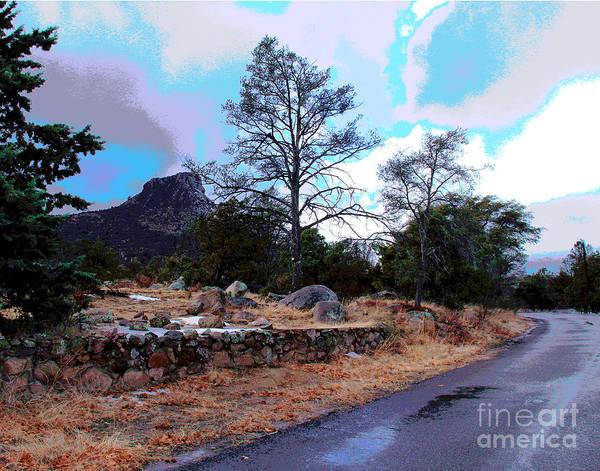 Photograph - Prescott Journey by Larry Oskin
