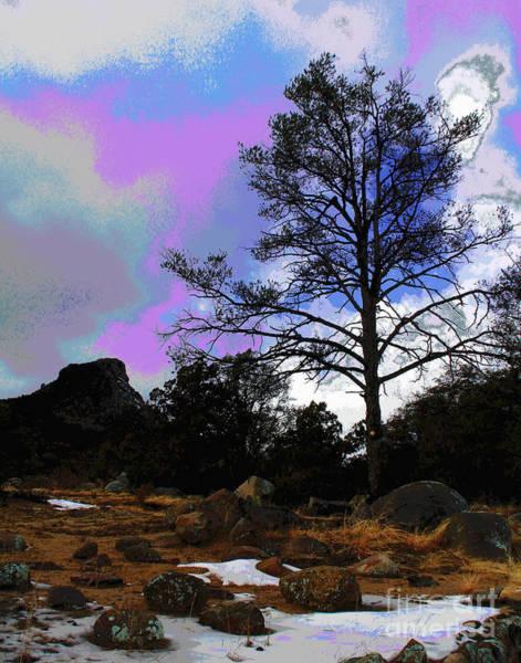 Photograph - Prescott Sky by Larry Oskin