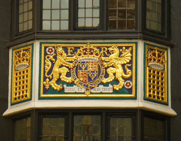Preserving The Monarchy Art Print