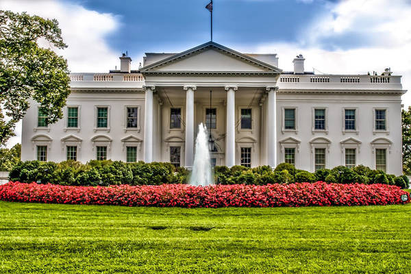White House Photograph - Presidential Suite by Dado Molina