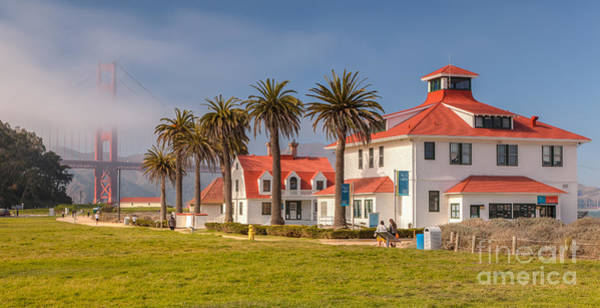 Photograph - Presidio by Charles Garcia