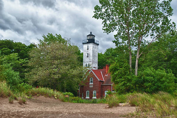 Photograph - Presque Isle 12079 by Guy Whiteley