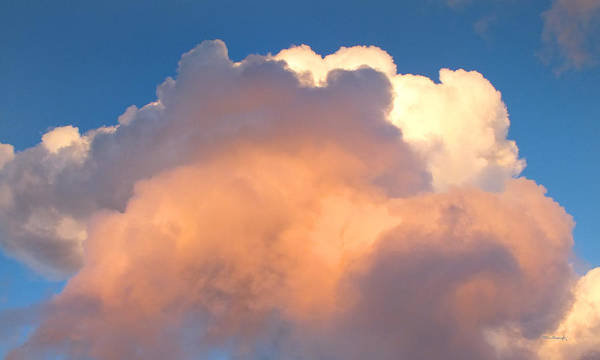 Photograph - Pretty Clouds 1 by Duane McCullough