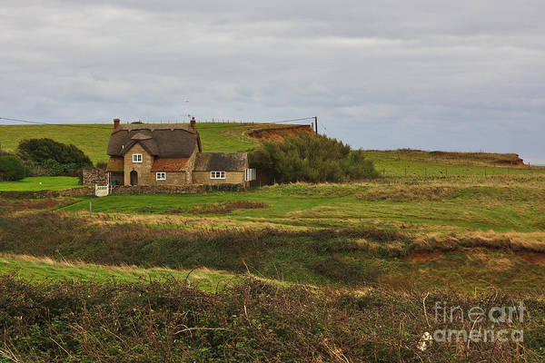 Photograph - Pretty Cottage by Jeremy Hayden