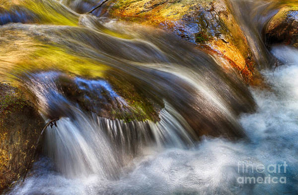 Photograph - Pretty Falls by Beth Sargent