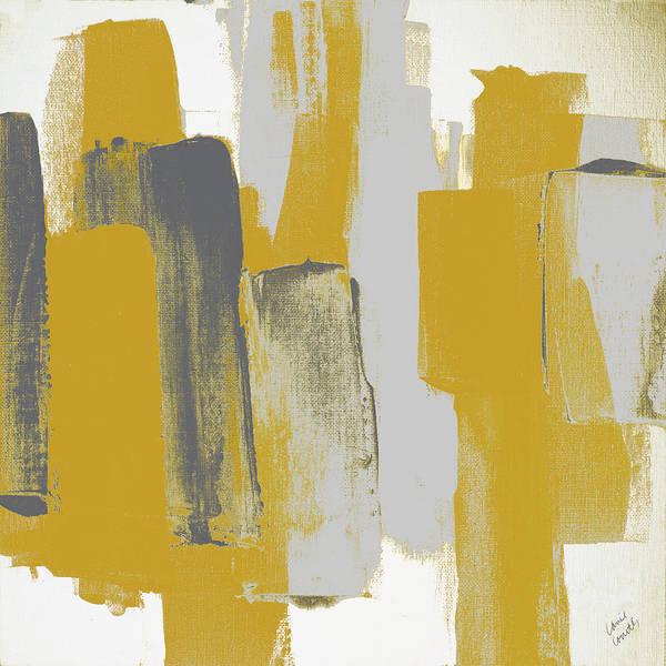 Wall Art - Digital Art - Prevailing Gray Square II by Lanie Loreth