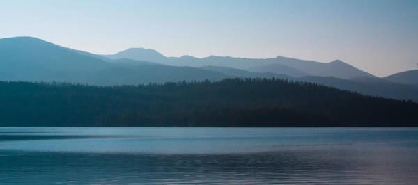 Photograph - Priest Lake At Dawn by David Patterson