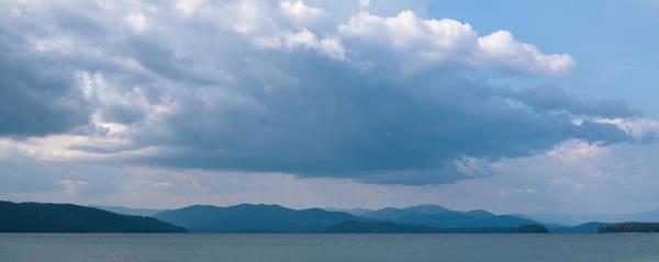 Photograph - Priest Lake Panorama by David Patterson