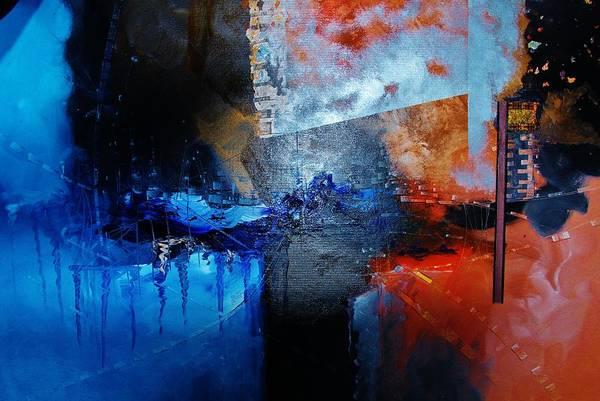 Primal Painting - Primal Energy by Hermes Delicio
