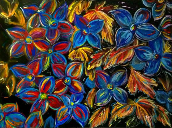 Primavera Painting - Primavera by Barney  Ortiz