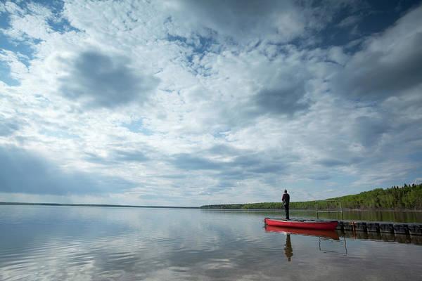 June Photograph - Prince Albert National Park by Mysticenergy