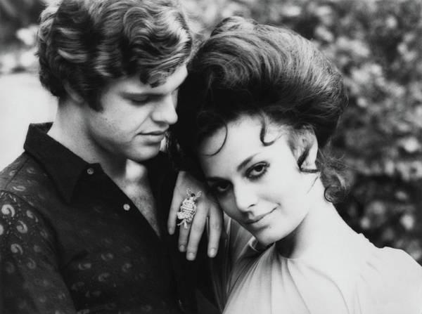 Photograph - Egon And Diane Von Furstenberg by Elisabetta Catalano