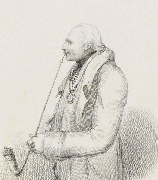 Warfare Drawing - Prince Blucher by Samuel Freeman