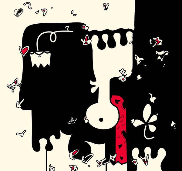 Prince Of Darkness Digital Art - Prince Of Darkness  by Jos De La Paz