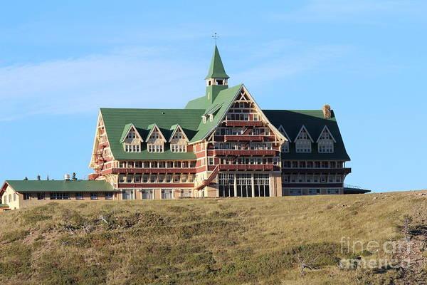Photograph - Prince William Hotel by Ann E Robson