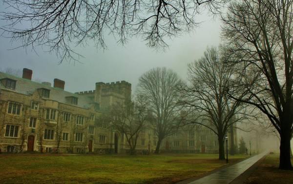 Wall Art - Photograph - Princeton Fog by Benjamin Yeager