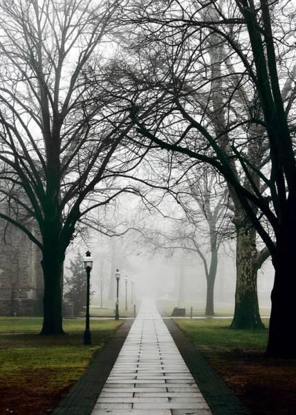 Wall Art - Photograph - Princeton Walk by Benjamin Yeager