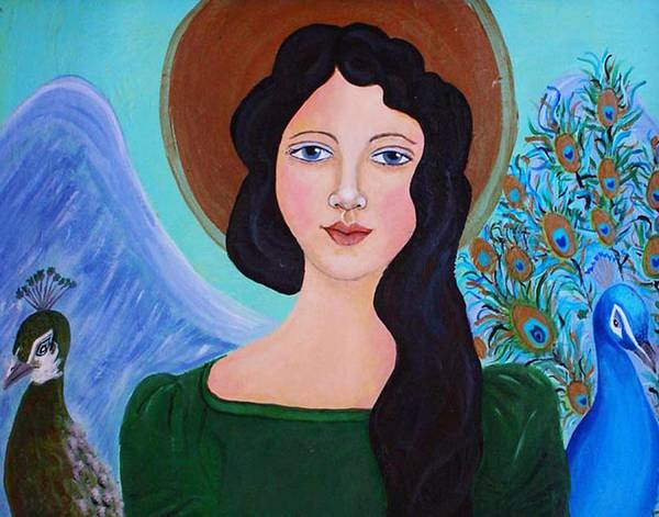 The Art With A Heart By Charlotte Phillips - Priscilla  The Balancing Angel of Love