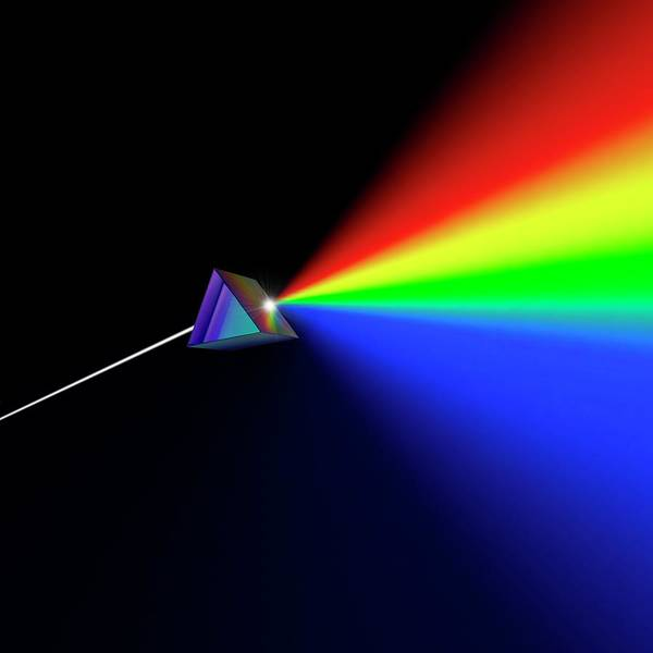 Wall Art - Photograph - Prism Abstract by David Parker