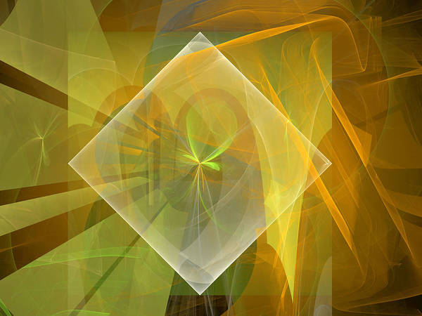 Digital Art - Prismatic by Frederic Durville