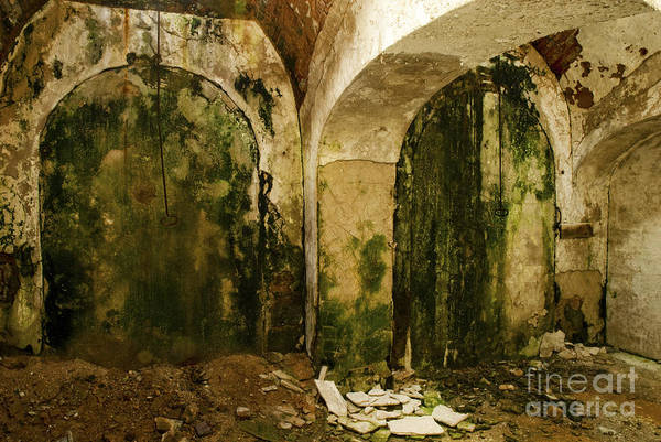 Photograph - Prison Decay by Paul W Faust -  Impressions of Light