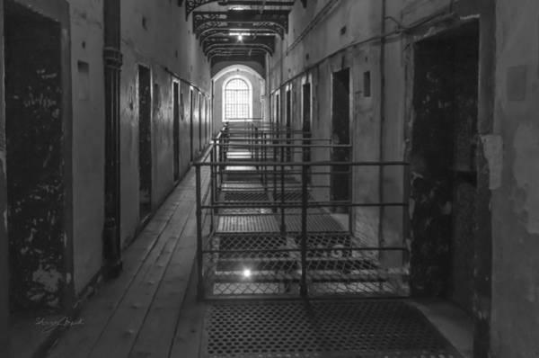 Photograph - Prison Doors by Sharon Popek