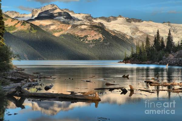 Photograph - Pristine Canadian Coast Lake by Adam Jewell