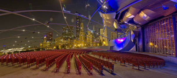 Millenium Photograph - Pritzker Pano by Kevin Eatinger