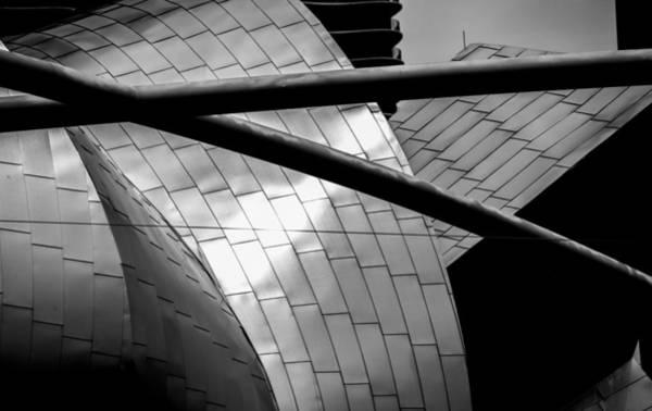 Photograph - Pritzker Pavilion by James Howe