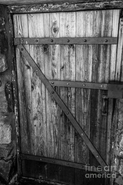 Photograph - Private Entrance by Colleen Coccia