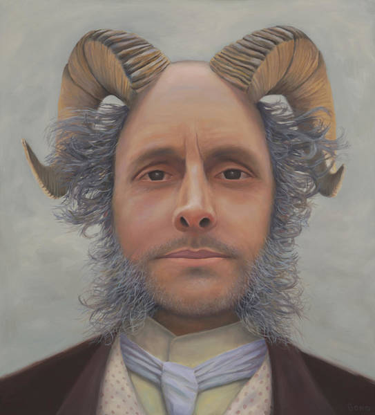 Primal Painting - Prof. Thaddeus Steadman Lectures On The Moral Implications Of Primal Urgings by Paul Bond