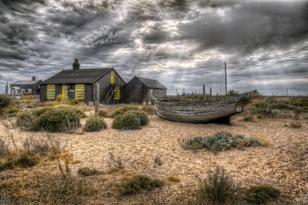 Gaelic Photograph - Prospect Cottage by Jason Green