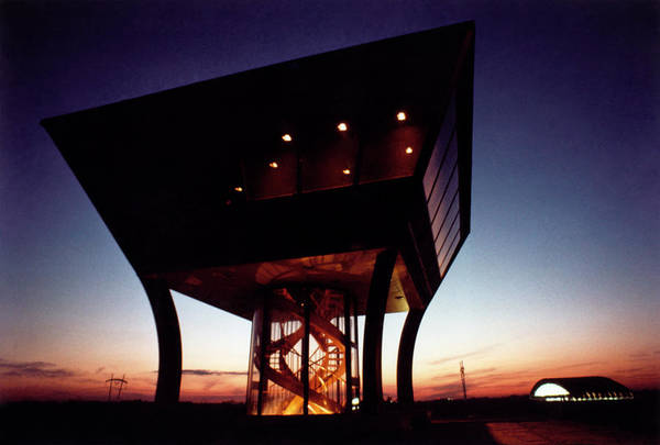 Proton Photograph - Proton Pagoda At Fermilab by Fermilab/science Photo Library