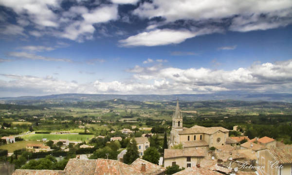 Photograph - Provence France by Natalie Rotman Cote