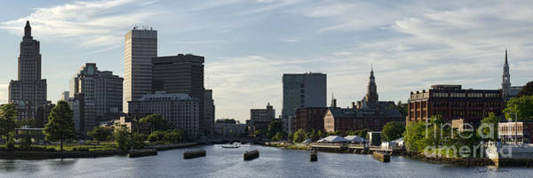 Photograph - Providence Panorama I by Dave Gordon