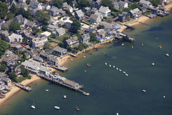 Provincetown Harbor Photograph - Provincetown, Cape Cod by Dave Cleaveland